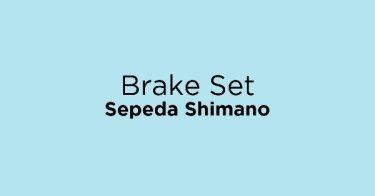 Brake Set Sepeda Shimano