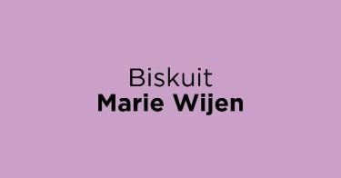 Biskuit Marie Wijen
