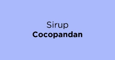 Sirup Cocopandan