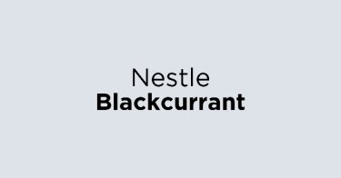 Nestle Blackcurrant