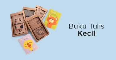Buku Catatan Kecil DKI Jakarta