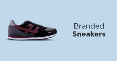 Branded Sneakers