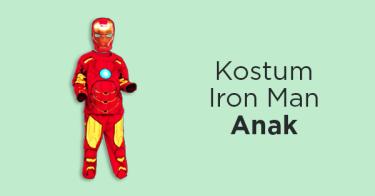 Kostum Iron Man Anak