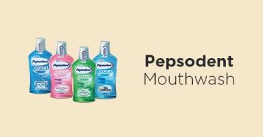 Pepsodent Mouthwash