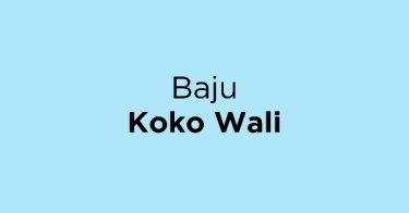 Baju Koko Wali