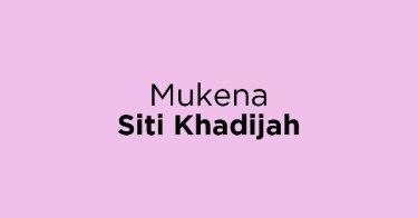 Mukena Siti Khadijah