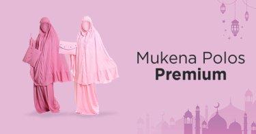 Mukena Polos Kabupaten Sukabumi