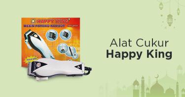 Alat Cukur Happy King