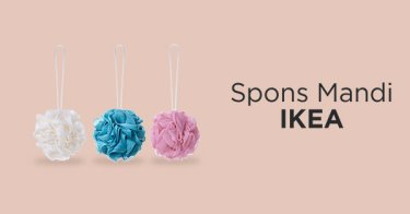 Spons Mandi IKEA