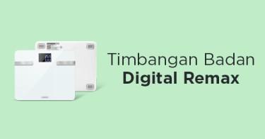 Remax Digital Body Scale DKI Jakarta