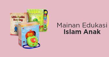 Mainan Edukasi Islam