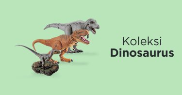 Koleksi Dinosaurus DKI Jakarta