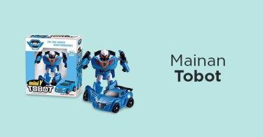 Mainan Tobot Bandung