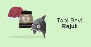 Topi Bayi Rajut