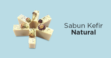 Sabun Kefir Natural