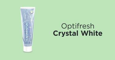 Optifresh Crystal White