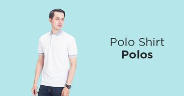 Polo Shirt Polos Surakarta