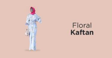Floral Kaftan DKI Jakarta