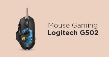Mouse Gaming Logitech G502