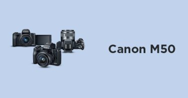 Canon EOS M50 Kabupaten Bekasi