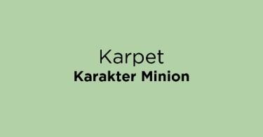 Karpet Karakter Minion