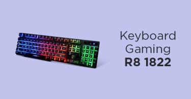 Keyboard Gaming R8 1822