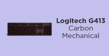Logitech G413 Mechanical DKI Jakarta