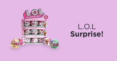 Boneka LOL Surprise