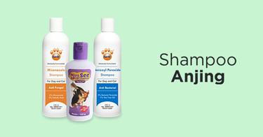 Shampoo Anjing