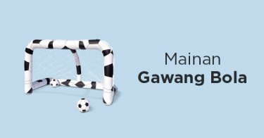 Mainan Gawang Bola