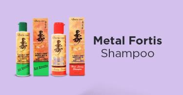 Metal Fortis Shampoo