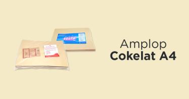 Jual Amplop Coklat A4 dengan Harga Terbaik dan Terlengkap