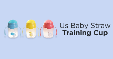 Us Baby Straw Training Cup