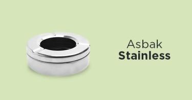 Asbak Stainless