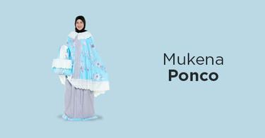 Mukena Ponco DKI Jakarta