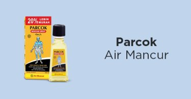 Parcok Air Mancur