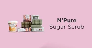 N'Pure Sugar Scrub