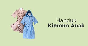 Handuk Kimono Anak