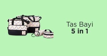 Tas Bayi 5 in 1