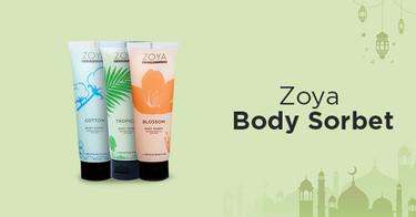 Zoya Body Sorbet