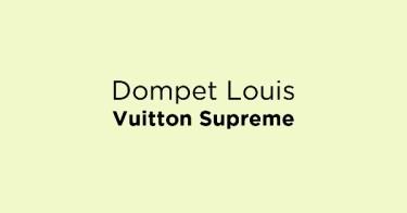 Dompet Louis Vuitton Supreme