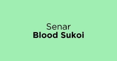 Senar Blood Sukoi