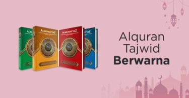 Alquran Tajwid Warna