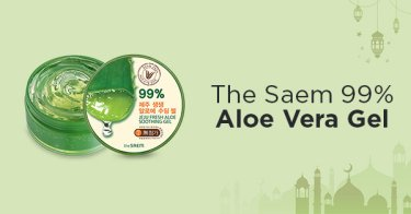 The Saem Aloe Vera Gel