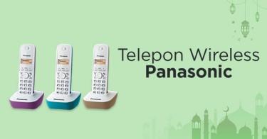 Telepon Wireless Panasonic Bandung