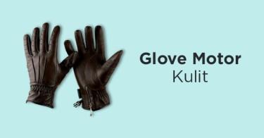 Glove Motor Kulit