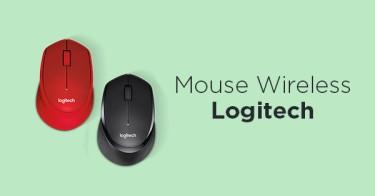 Jual Mouse Wireless Logitech dengan Harga Terbaik dan Terlengkap