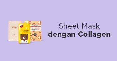 Collagen Sheet Mask