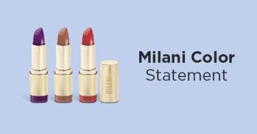 Milani Color Statement