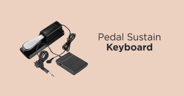 Pedal Sustain Keyboard
